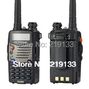 YENI BAOFENG UV5RA uv-5ra radyo vhf uhf dual band el walkie talkie mini ve walki talki radyo fm
